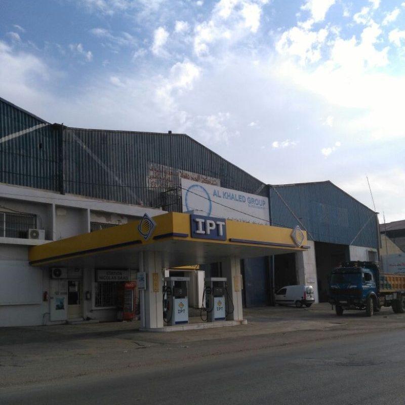 IPT STATION NICOLAS SAAD