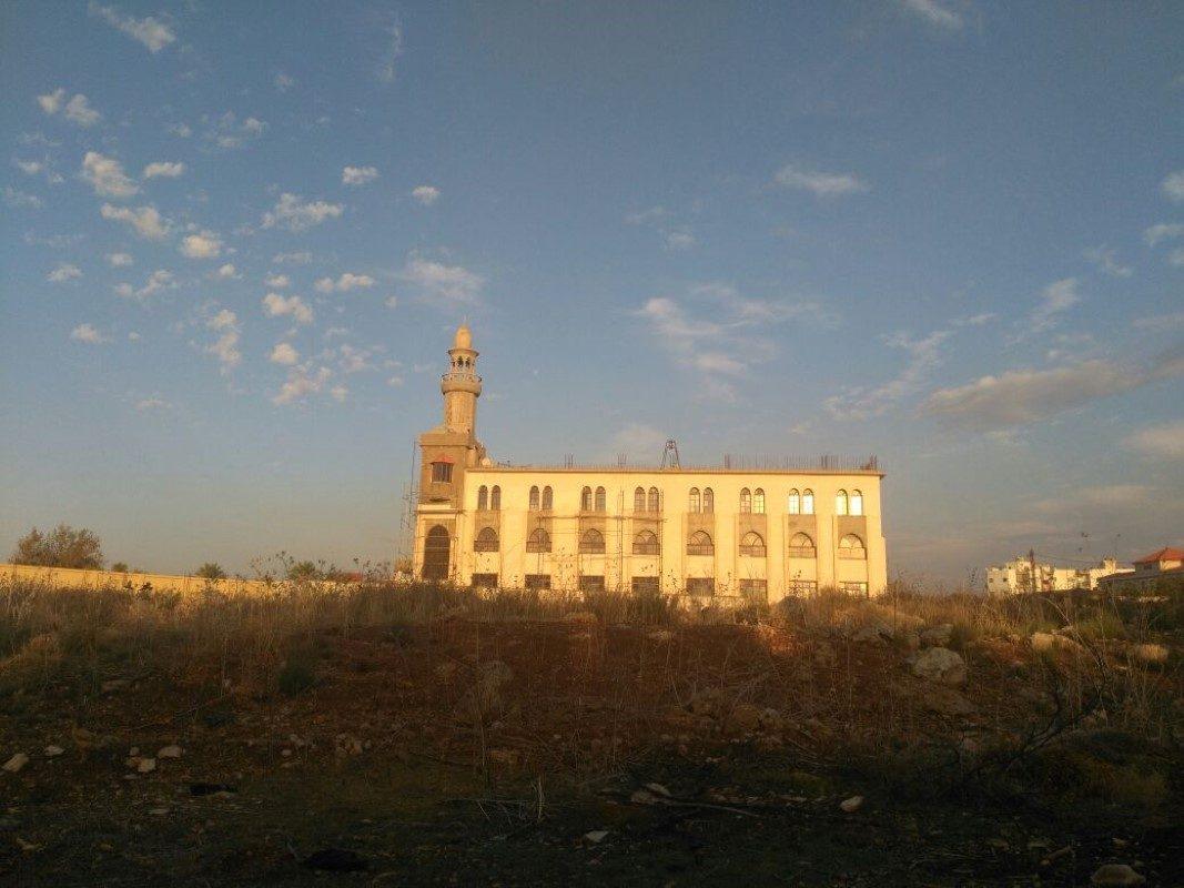 Mosque Al Farouq