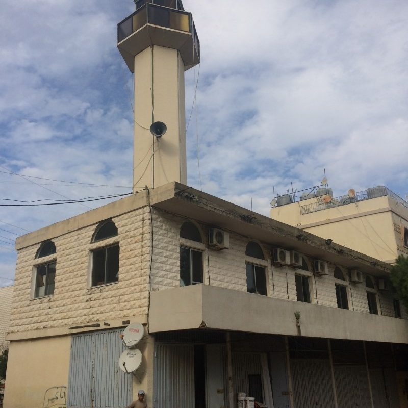 Mosque Al Haykaliye